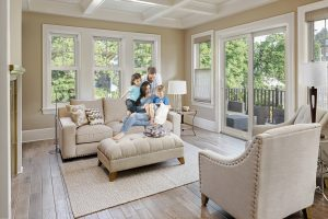 Double-Hung Windows Charlotte